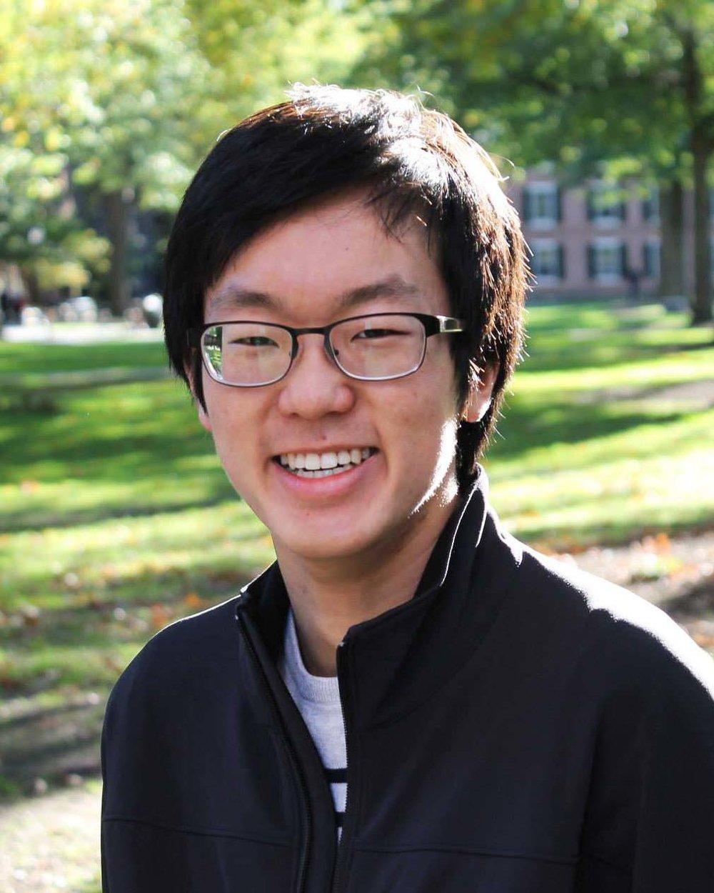 Jeff Zhang (Yale BS 2016)