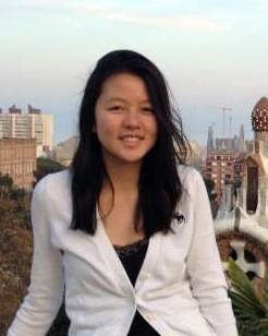 Mendy Wang (Yale BS 2015)