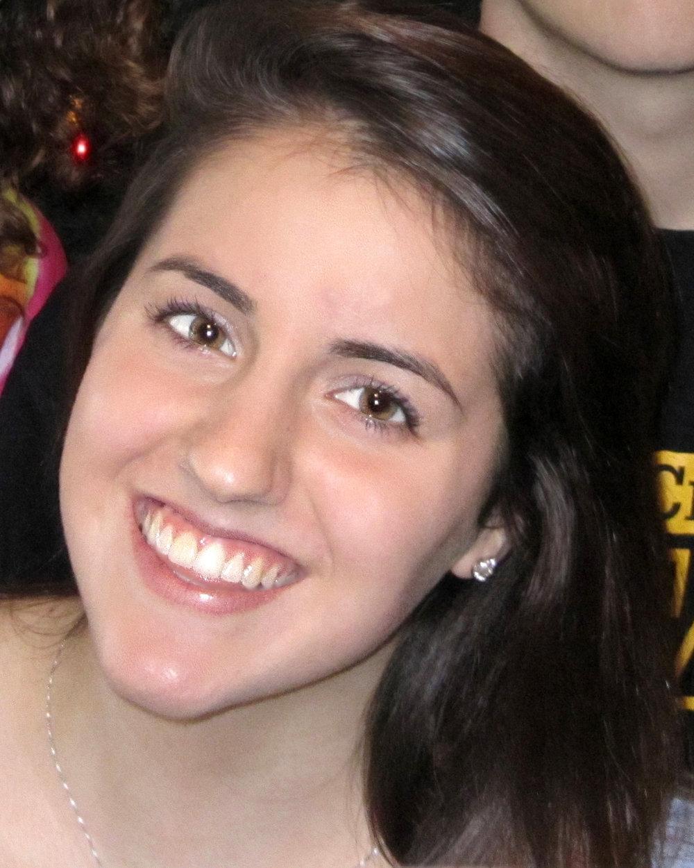 Nicole Wenger (Yale BA 2014)