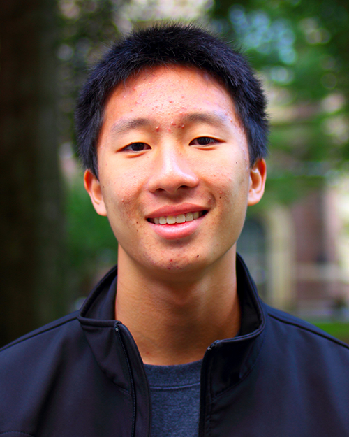 William Xu (Yale 2014-15)