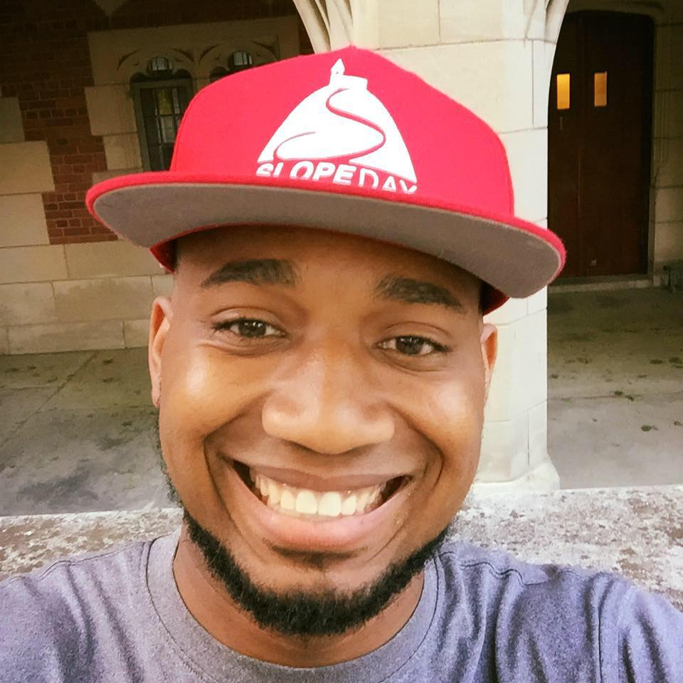 Tahj Blow (Yale RA 2016-17)
