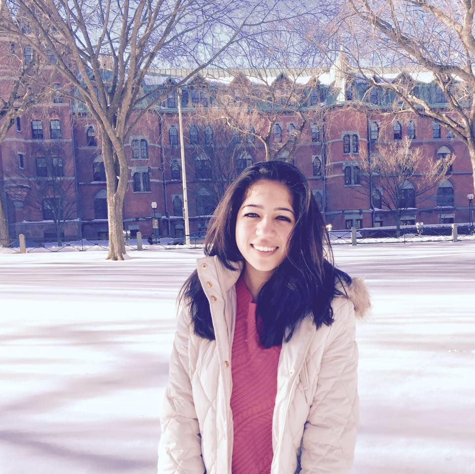 Nafeesa Abuwala (Yale 2015-16)