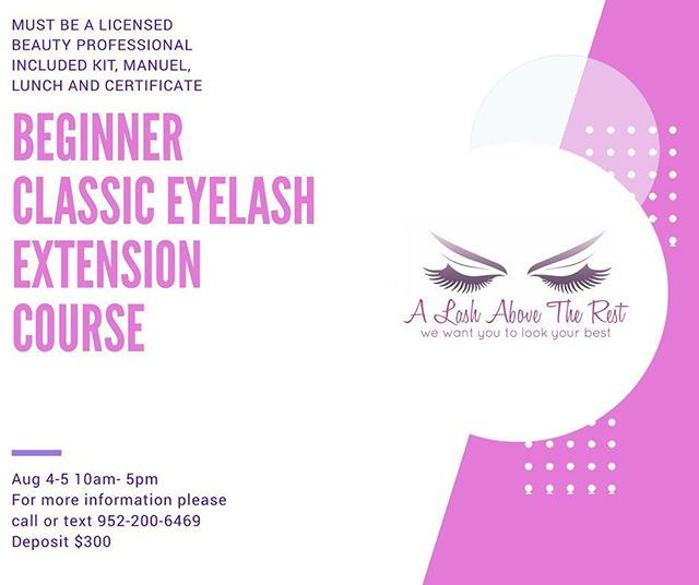. . . . . #alashabovetherest #lash #lashmn #lashmaker #lashextensions #lashesextension #lashextensionsmn #eyelashextensions #eyelashes #mnlashtech #mnclassics
