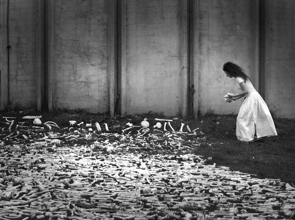 Bone installation-Srebrenica-Bosnia.jpg