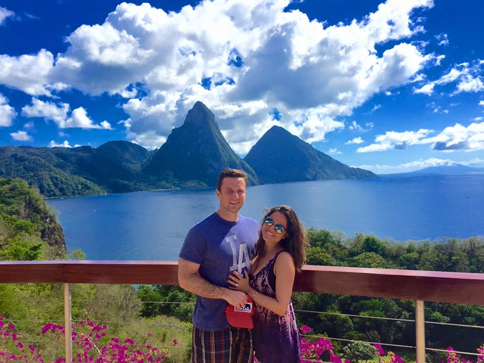 St. Lucia  - We started working with Averie for our honeymoon - and have planned EVERY SINGLE trip we've gone on with her since. Averie has a plethora of travel knowledge and has never disappointed. She makes everything so seamless. I'll never travel without her again!Amalie and Rick Masucci