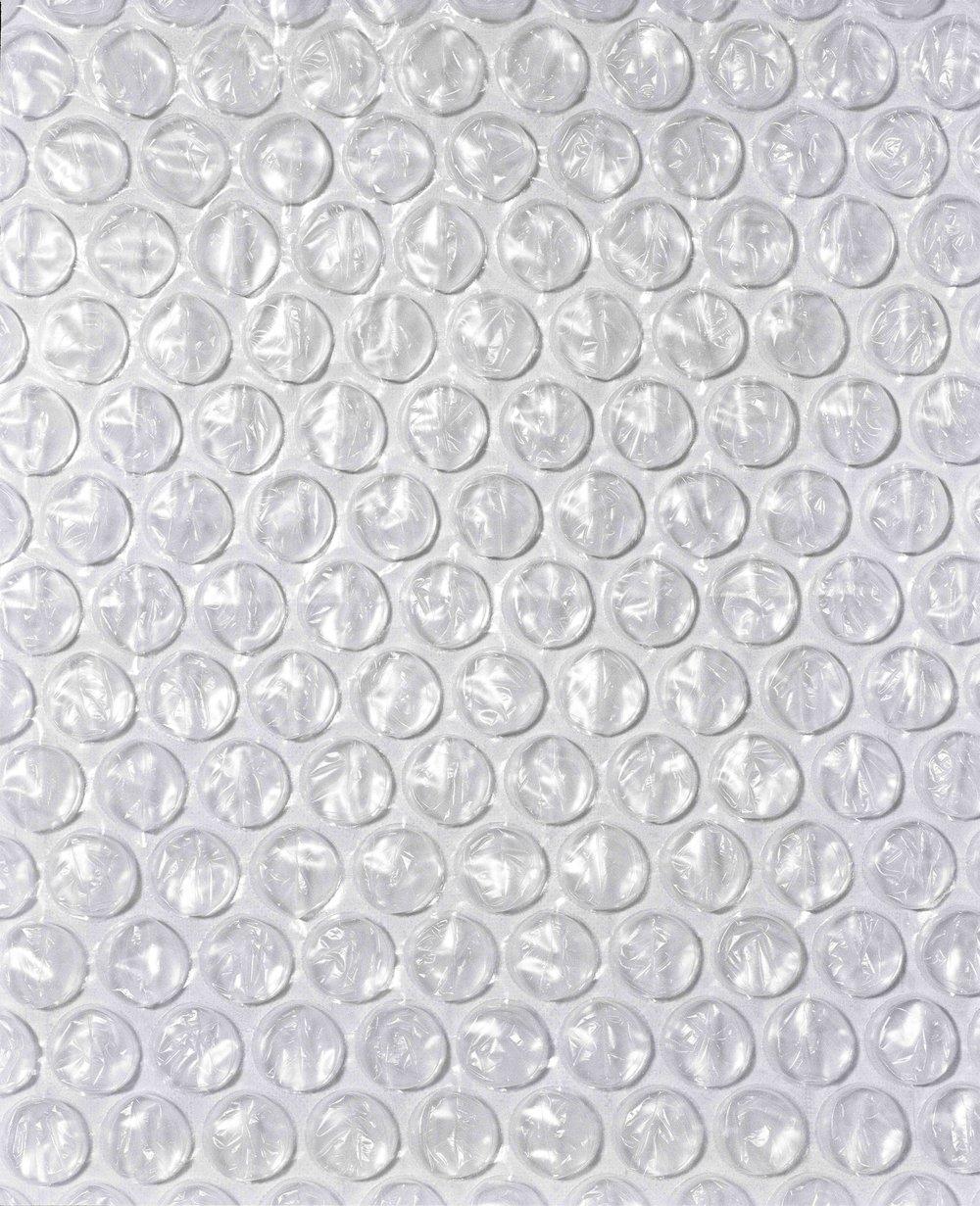 """bubblewrap, 28"""" x 35"""""""