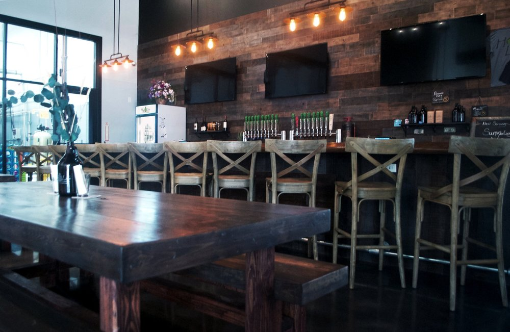 Visit our Tap Room   in St. Lucie West   LEARN MORE