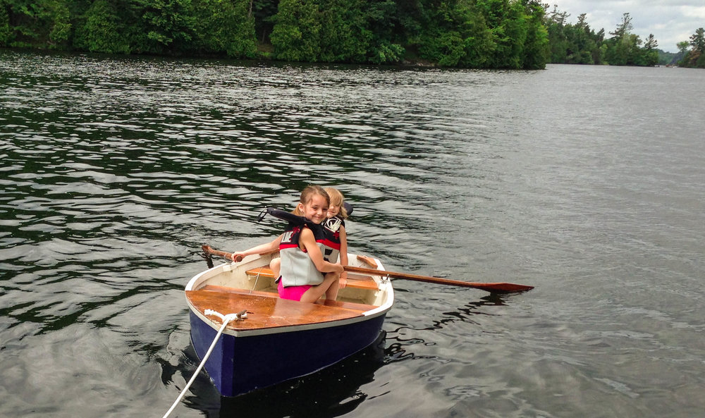 Two monkeys on a row boat.jpg