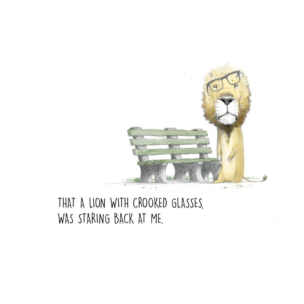 A Lion With Crooked Glasses book3.jpg