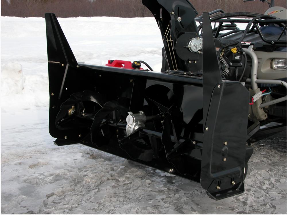 Snow plows -