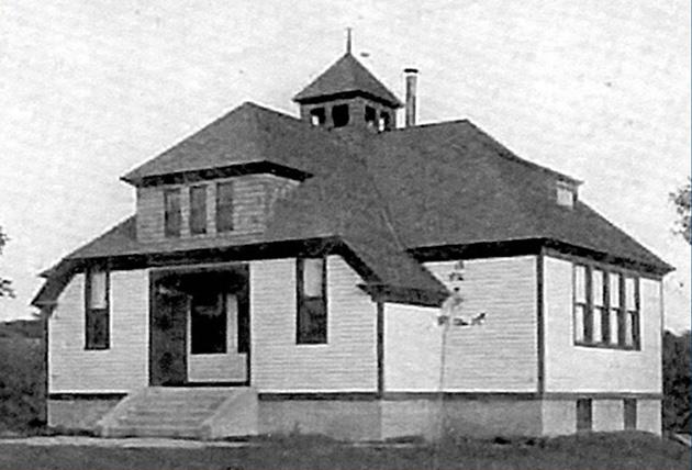 The building circa 1885
