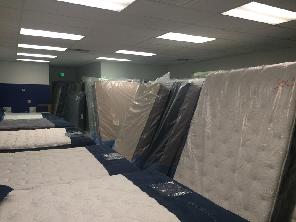 center beds mattress memory ifs foam clearance deluxe format lafayette