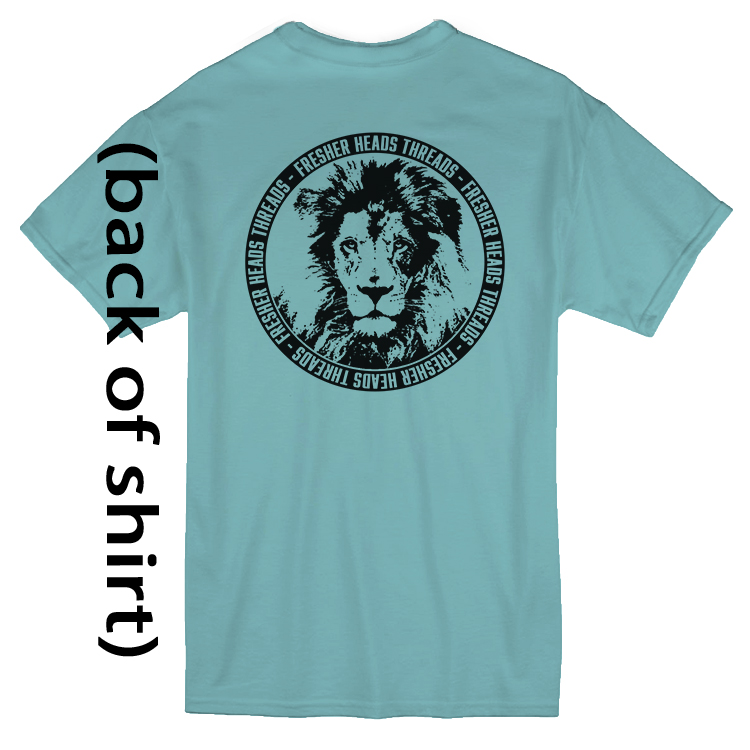 Fht Squad T Shirt Back Print Fresher Heads Threads