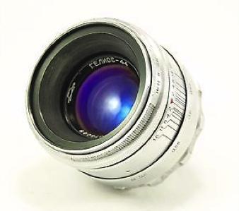 De Helios 44 58mm f/2