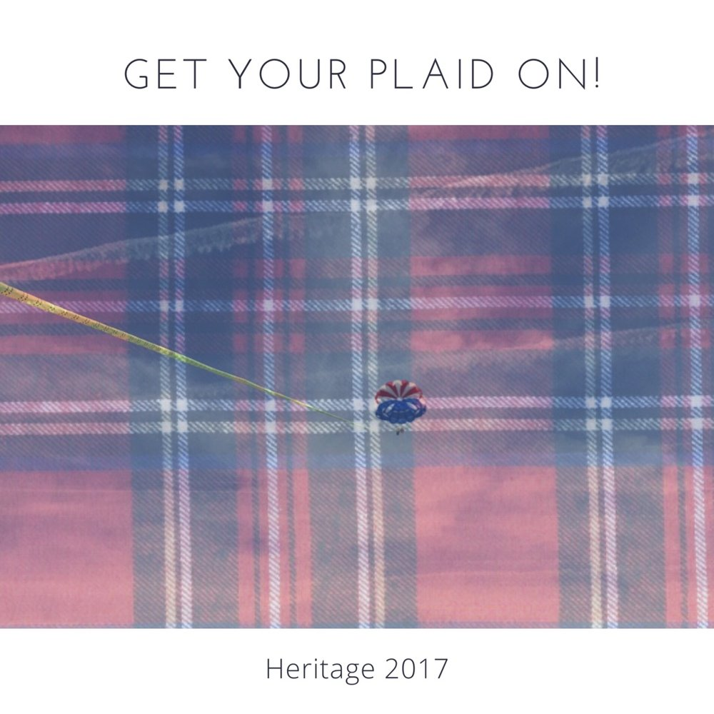 RBC Heritage: Get Your Plaid On! Parasailing with Island Head Watersports