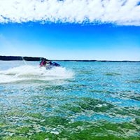 Jet Skiing at Island Head Watersports