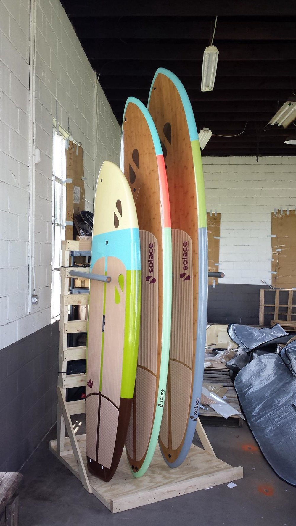 VH Surf 8.6 Model, Pura Vida 10.6 Model, Regatta 11.6 Model.  SUP Boards at Island Head Watersports