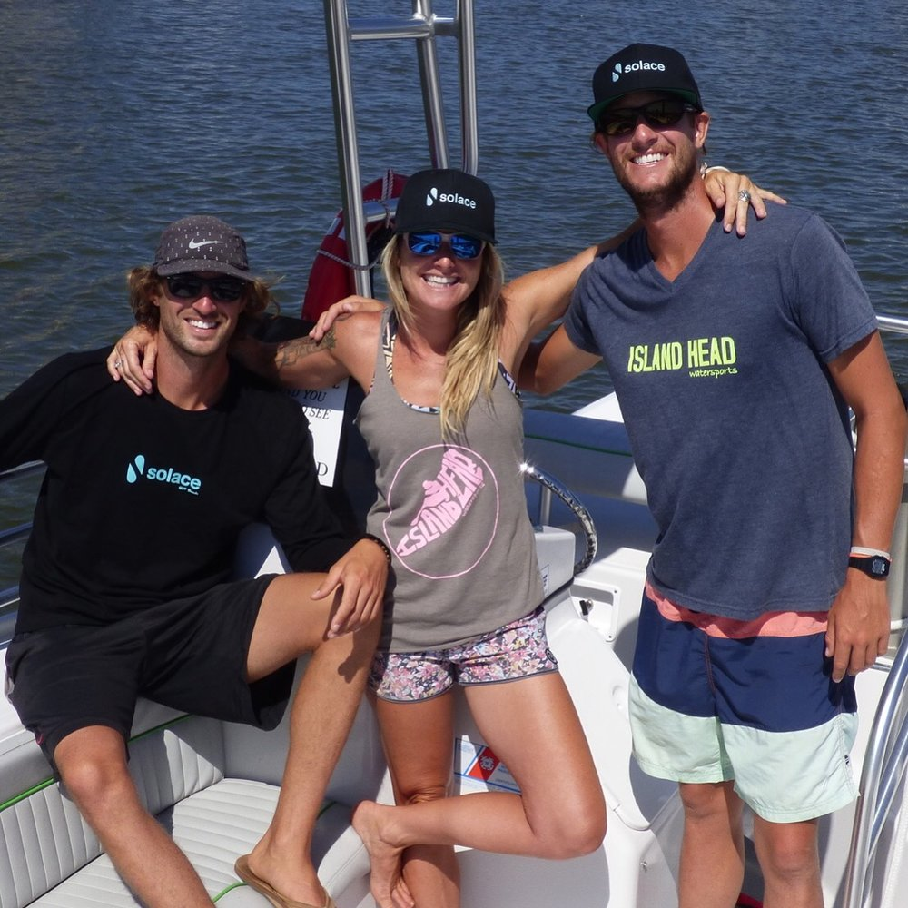 Island Head Watersports: Solace Sup Ambassadors