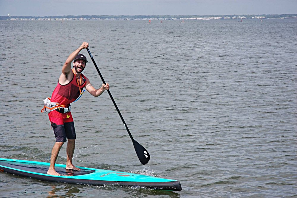 Rich Price, Founder of Solace SUP Boards