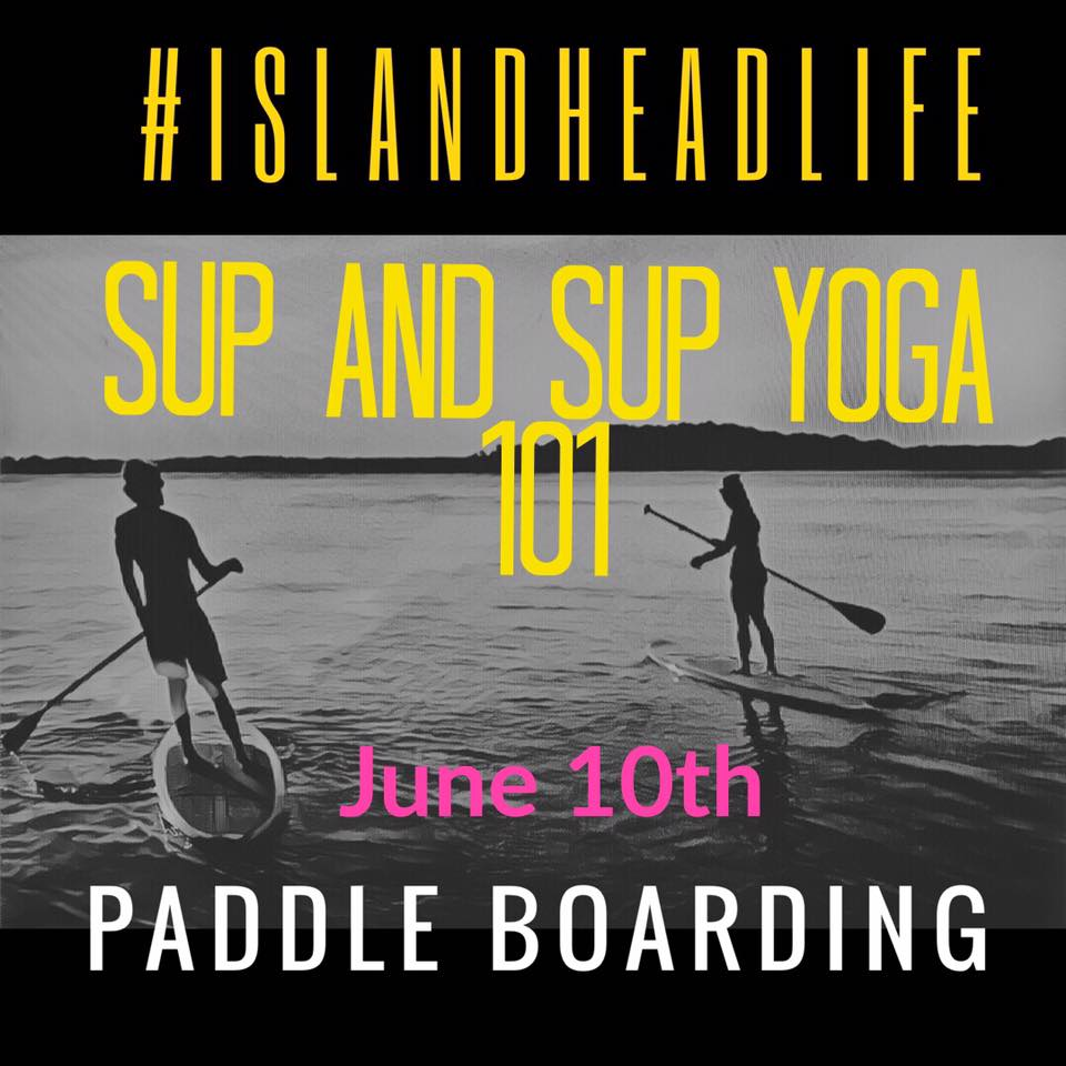 Paddle Board 101 with Island Head