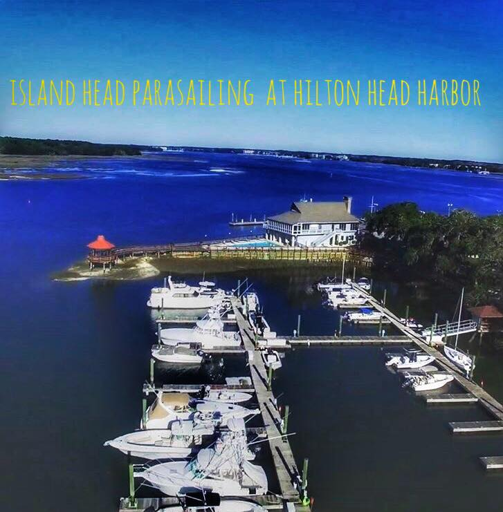New location at Hilton Head Harbor