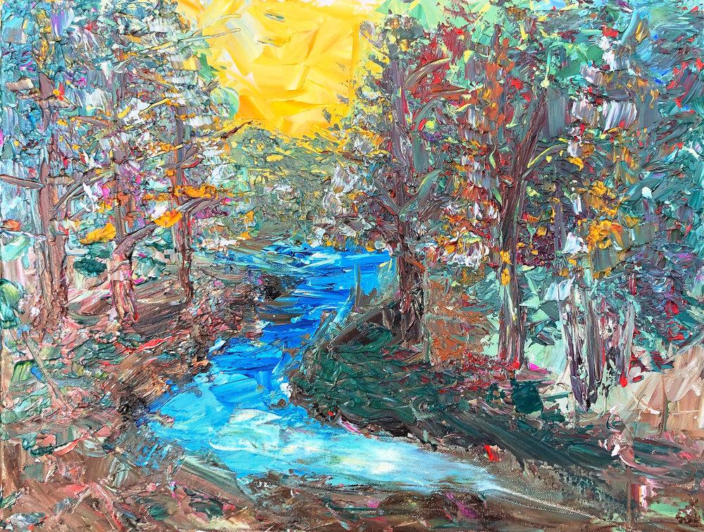 Creek At Twilight.jpg