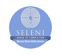 Seleni Badge of Completion for Maternal Mental Health Intensive