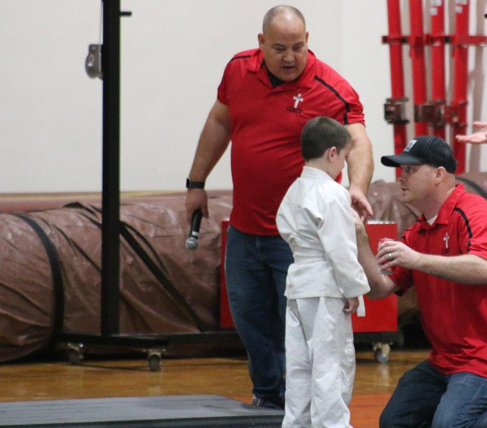 Scott and I coaching Brantley.JPG