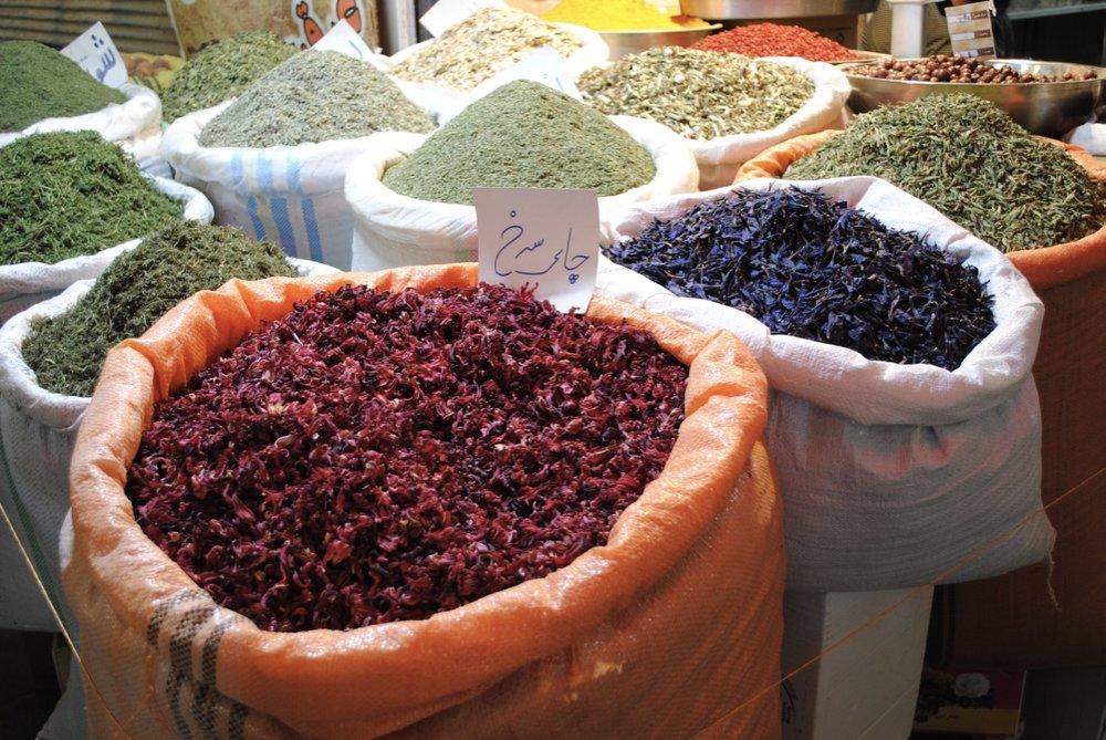 iran-isfahan-hibiscus-tea