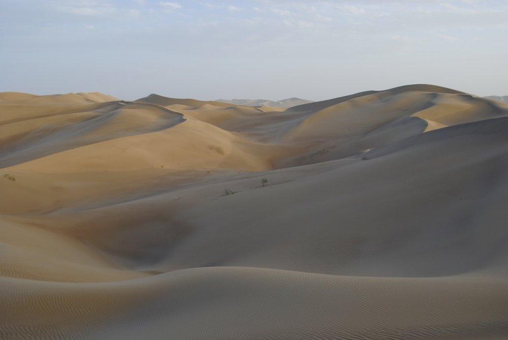 iran-isfahan-desert-sand-dunes-sunset
