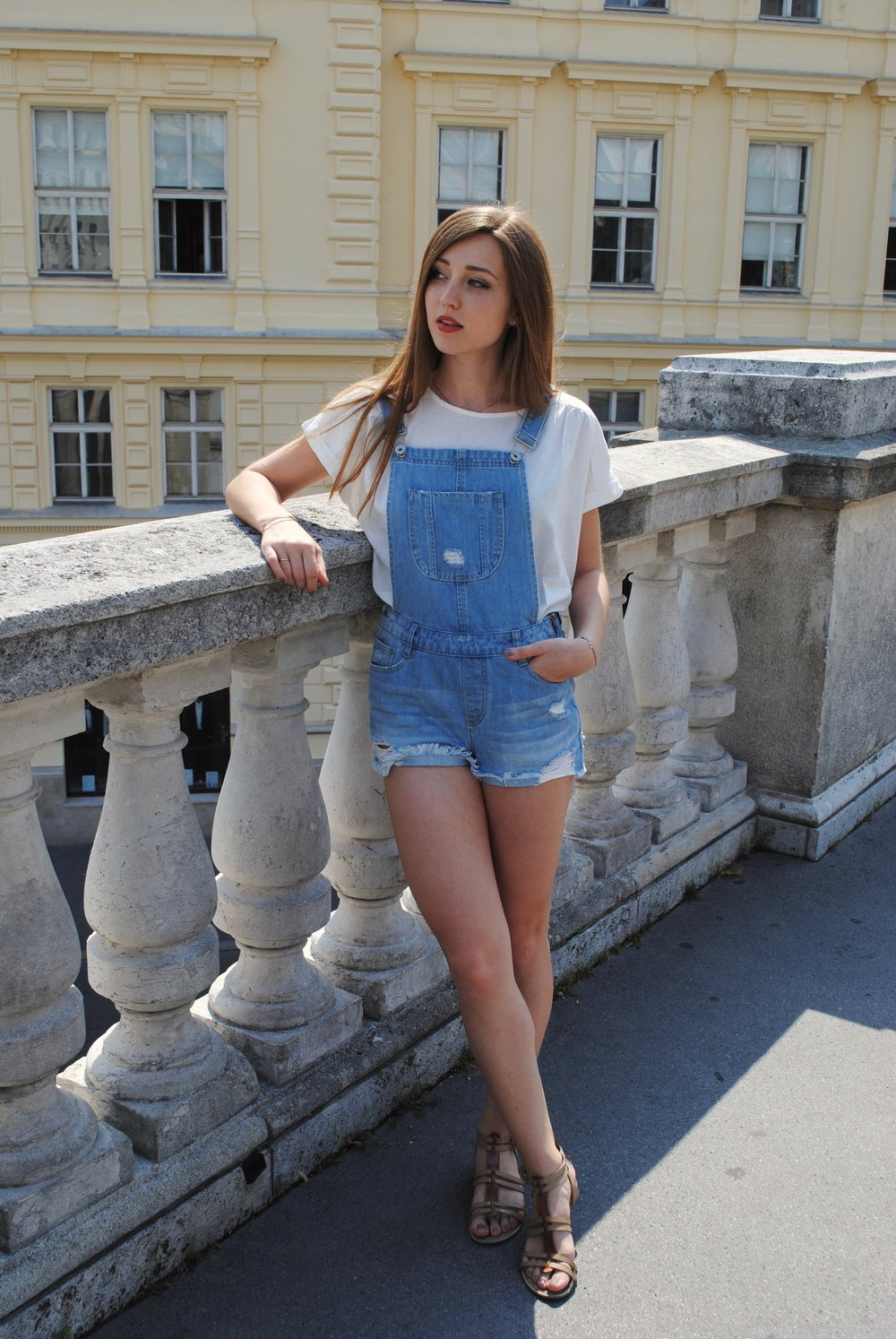 denim overall missguided fashion1