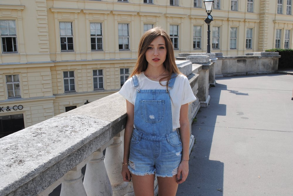 denim overall missguided fashion5