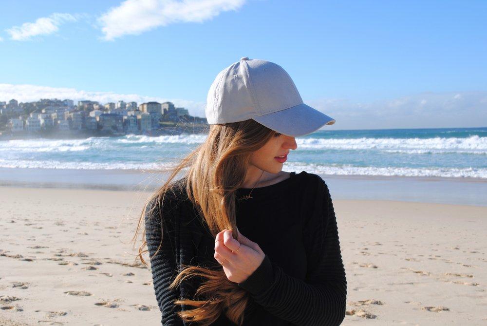 sydney-bondi-beach-hair-cap