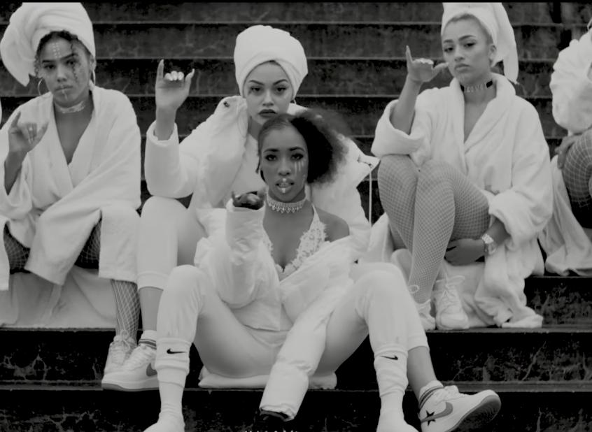 eunique female hiphop artistst
