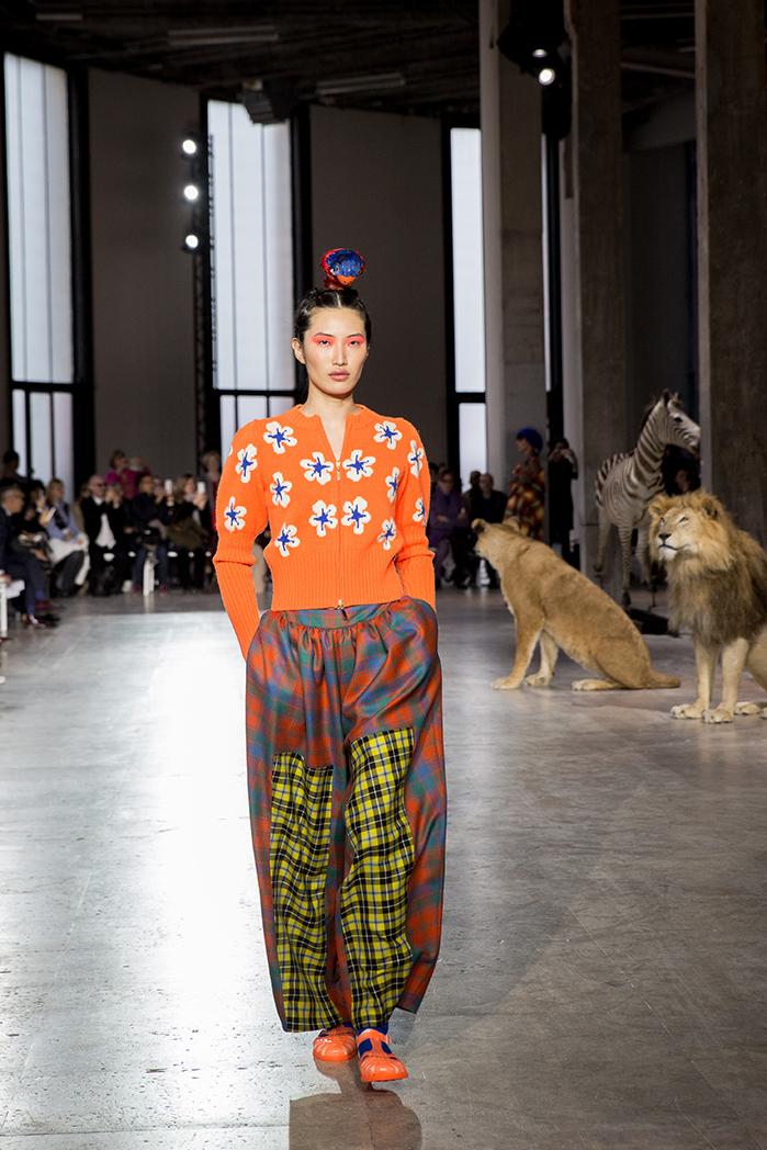 JUNKO SHIMADA Paris Fashion Week 2018