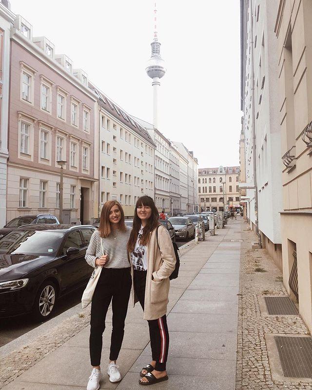 berlino // fully arrived & settled 🧡
