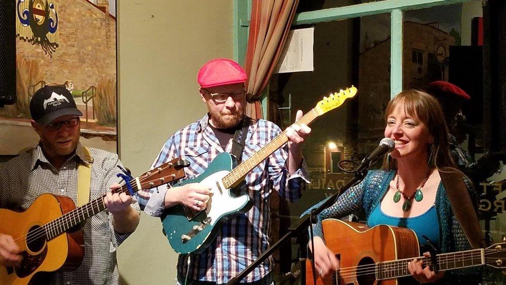 Emilyn & the Redbeards