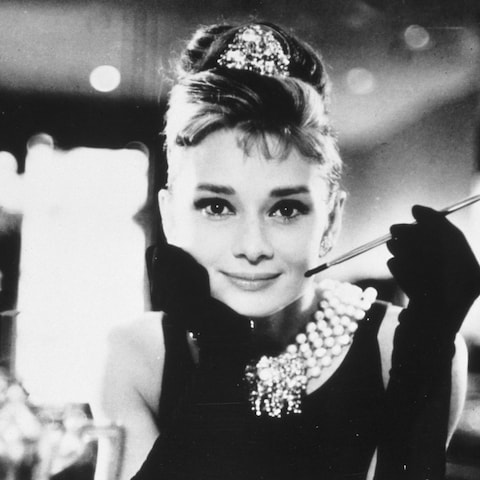 Audrey Hepburn in Breakfast At Tiffany's (1961)  Image Source :  Telegraph UK