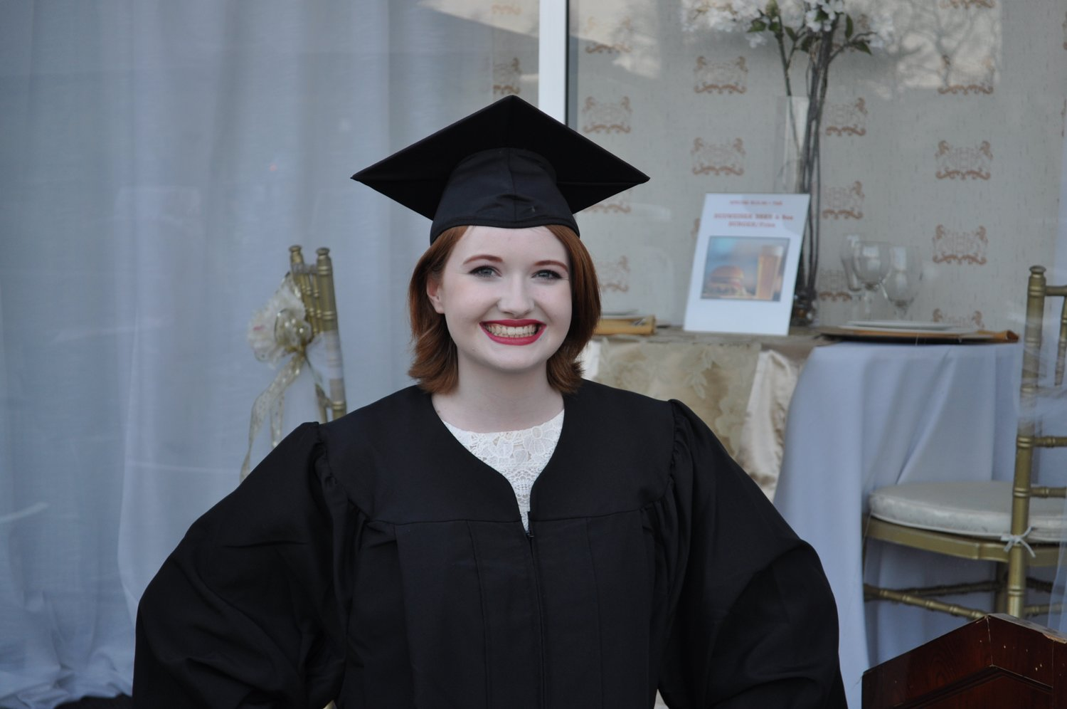 Why We Wear Graduation Gowns — Laurel Anderson