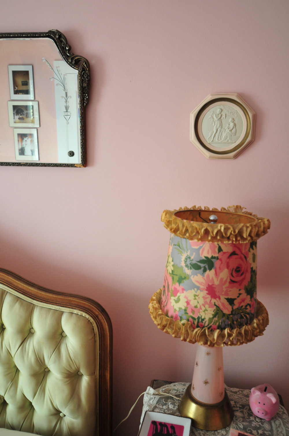 Jaipur Room influenced by the Pink City of India
