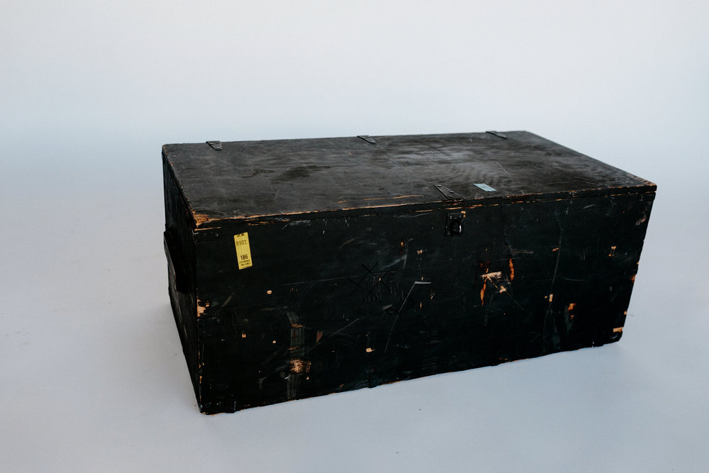 Military Style Trunk