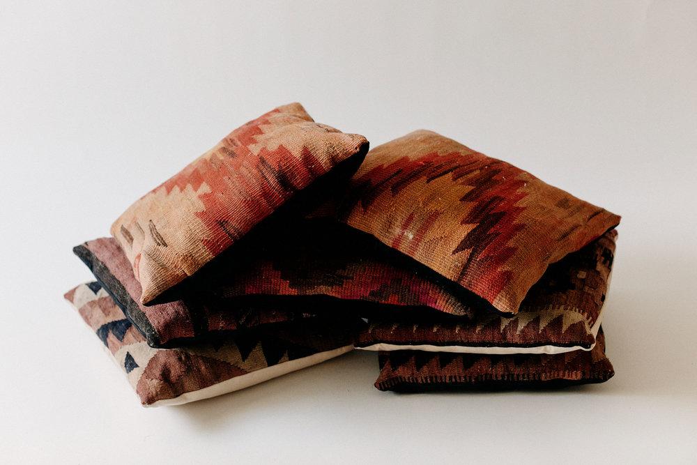 Tolum Pillows