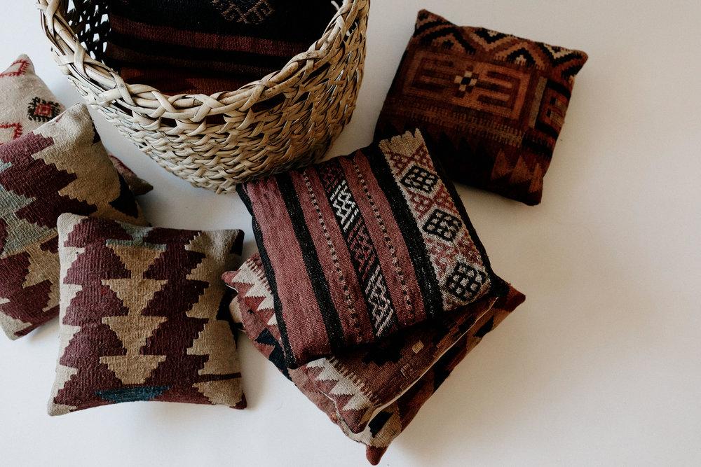 Marrakesh Throw Pillows