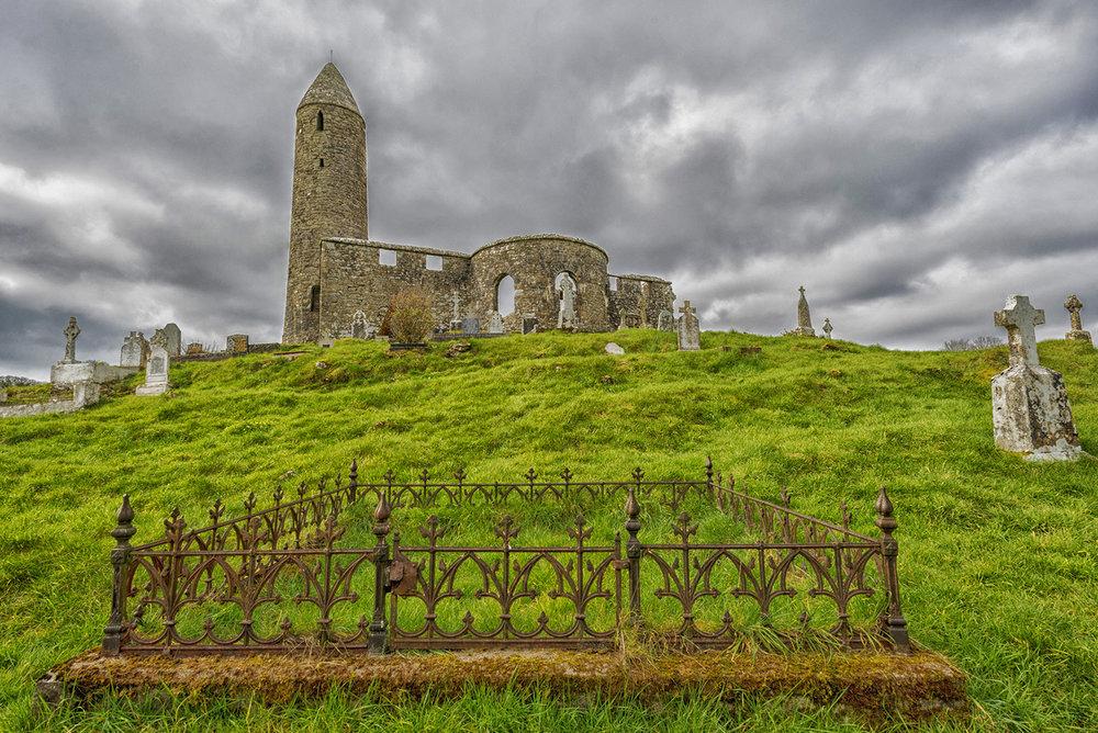 2.   Irish Churchyard.jpg