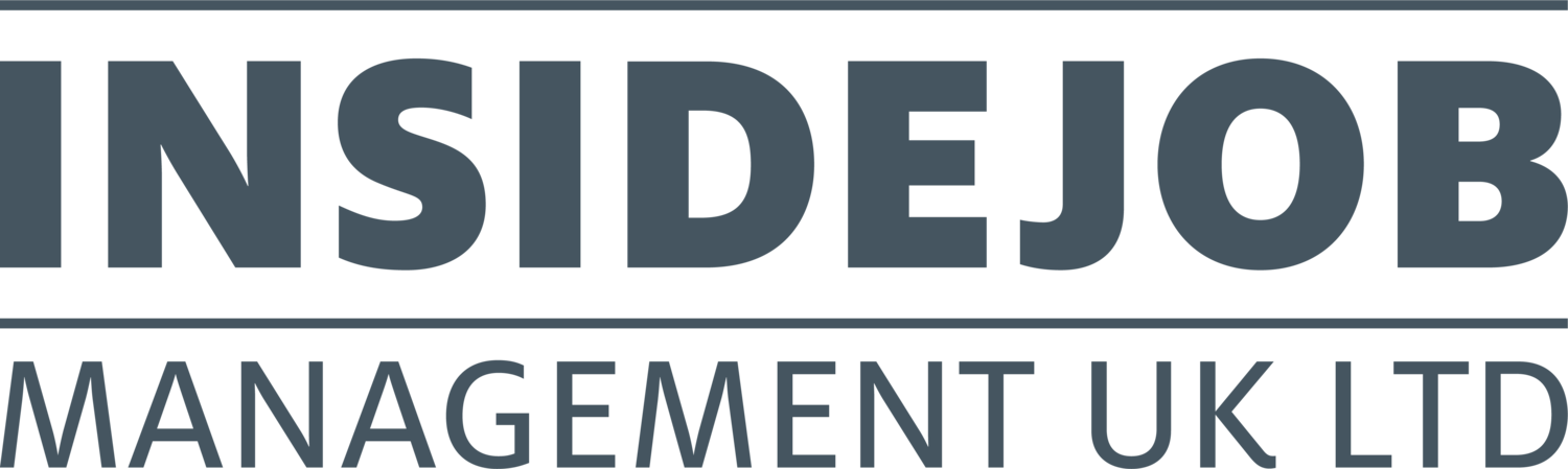 INSIDEJOB MANAGEMENT UK Ltd.