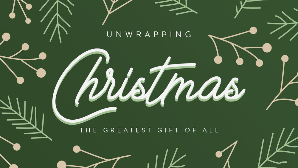 Unwrapping Christmas - Pearlside