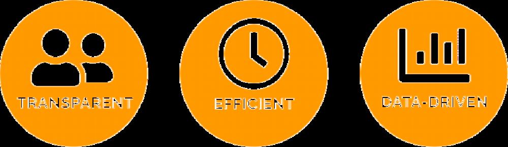 Transparent Efficient Data Driven.png