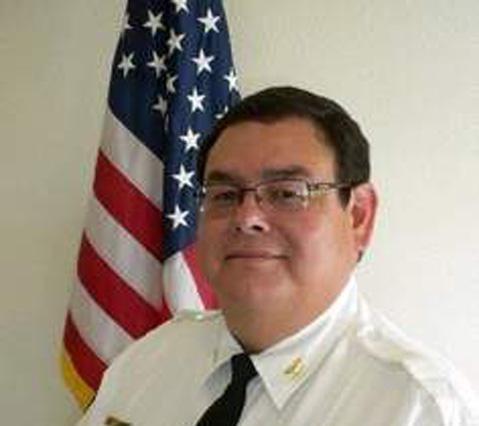 Sheriff David Encinias, Bent County