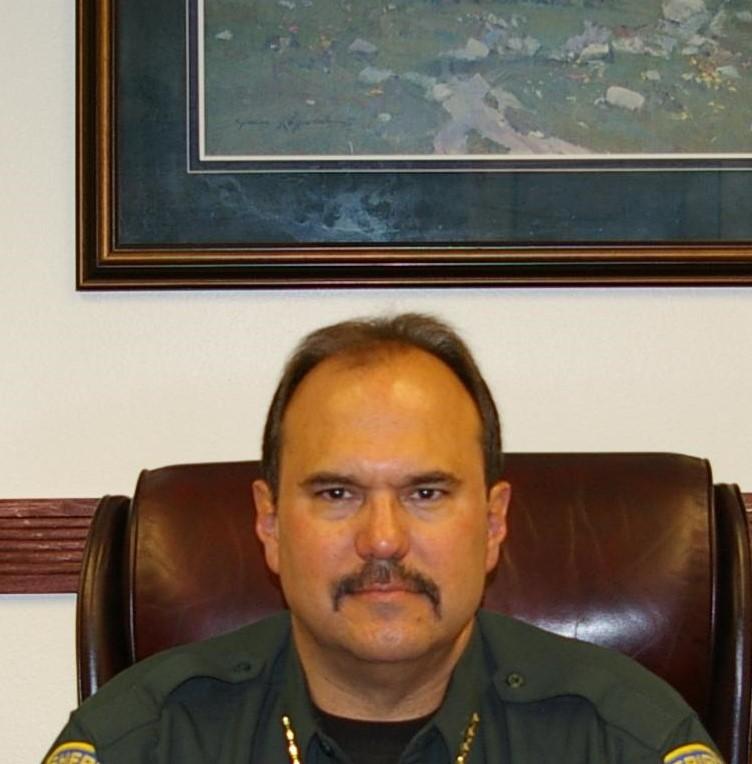 Sheriff Lou Vallario, Garfield County