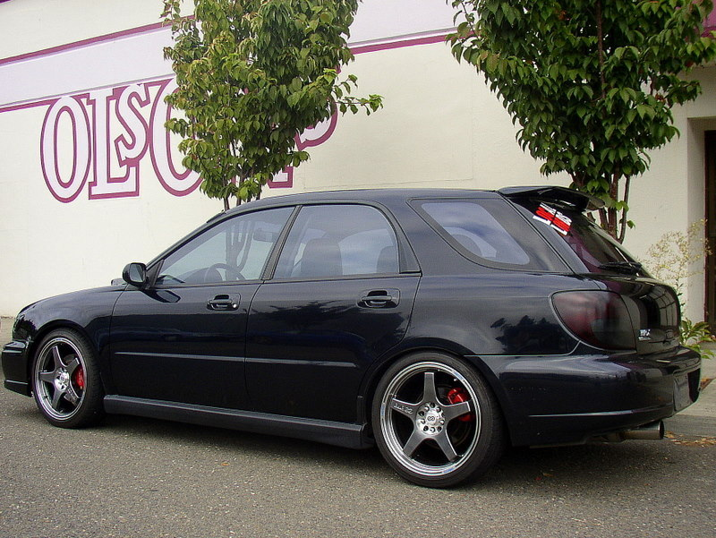Matt's 2002 WRX Wagon